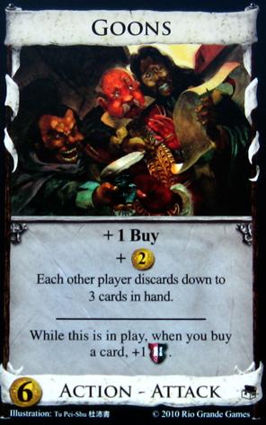 goons card dominion