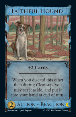 faithful hound